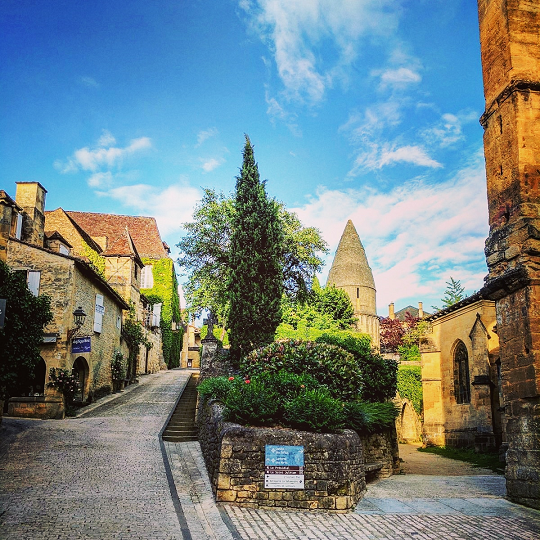 Sarlat Cathedral